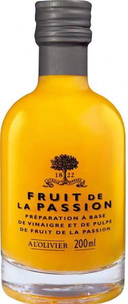Fruchtessig Passionsfrucht 200ml