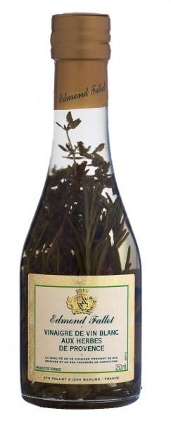 Weissweinessig mit Kräutern der Provence 25cl